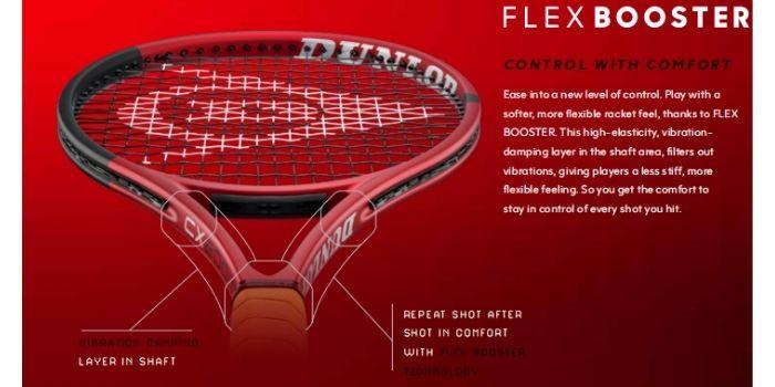 Dunlop Flex Booster Technology