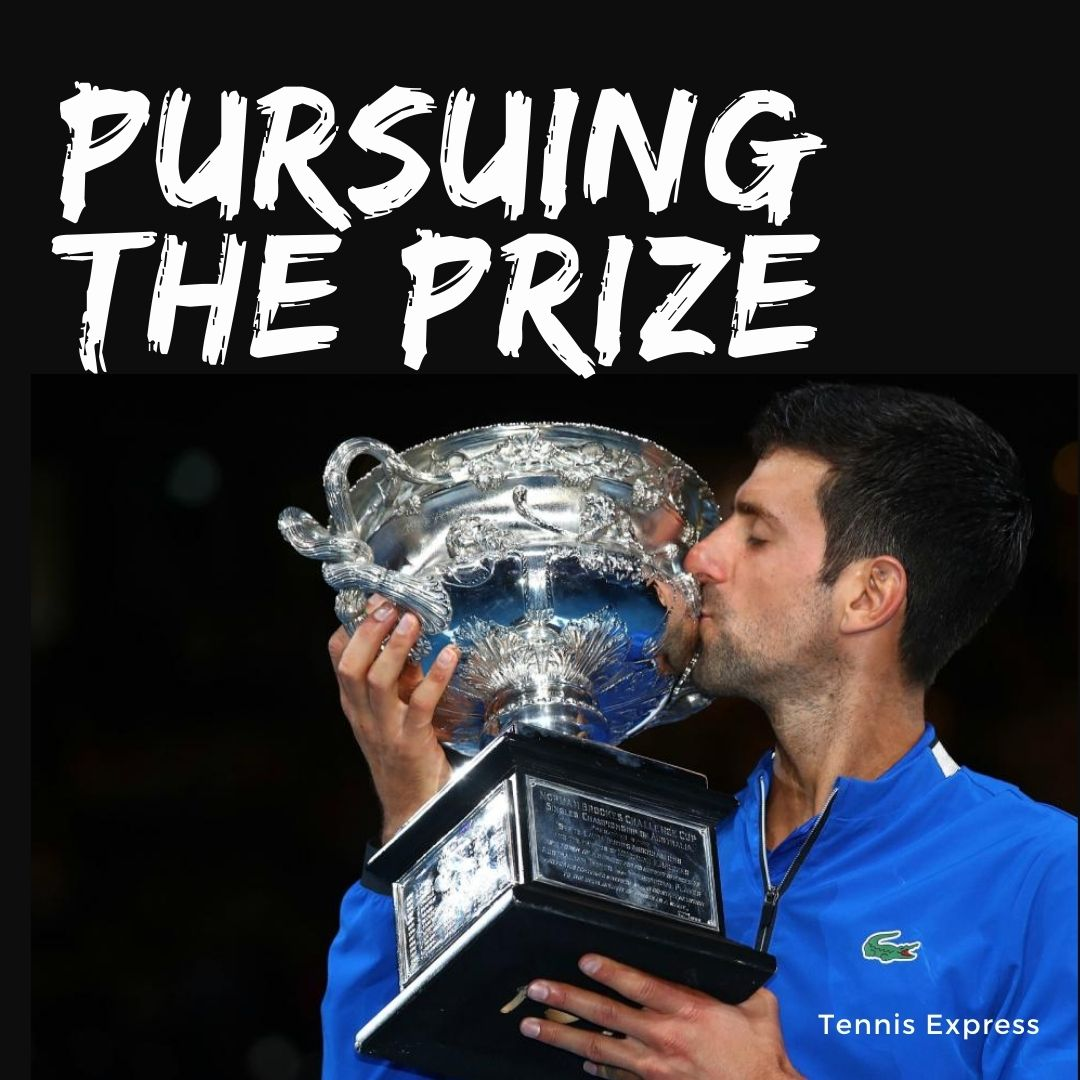 Melbourne Pros Pursue the Prize: Australian Open Trophies