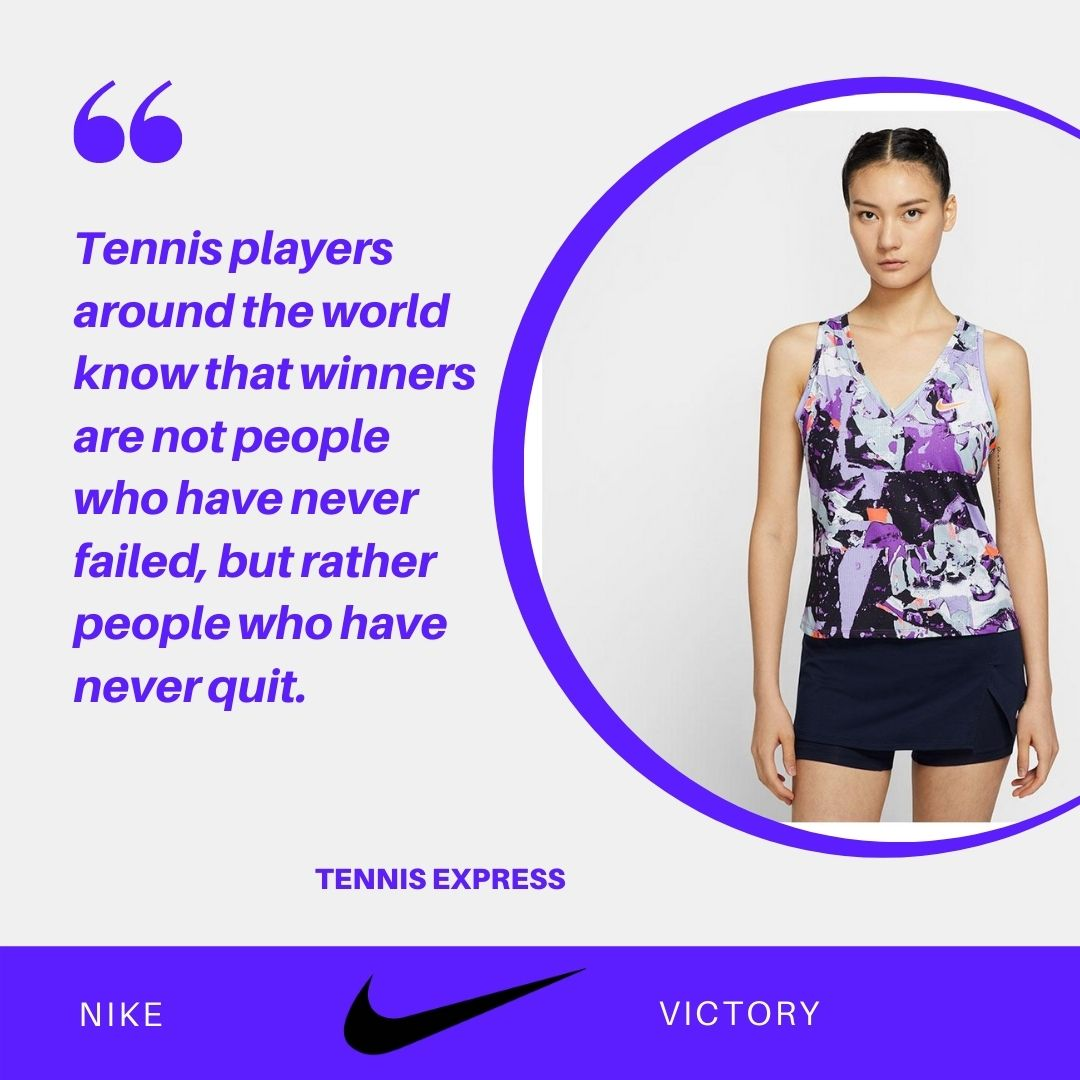 Nike Victory Tennis Apparel has Arrived!