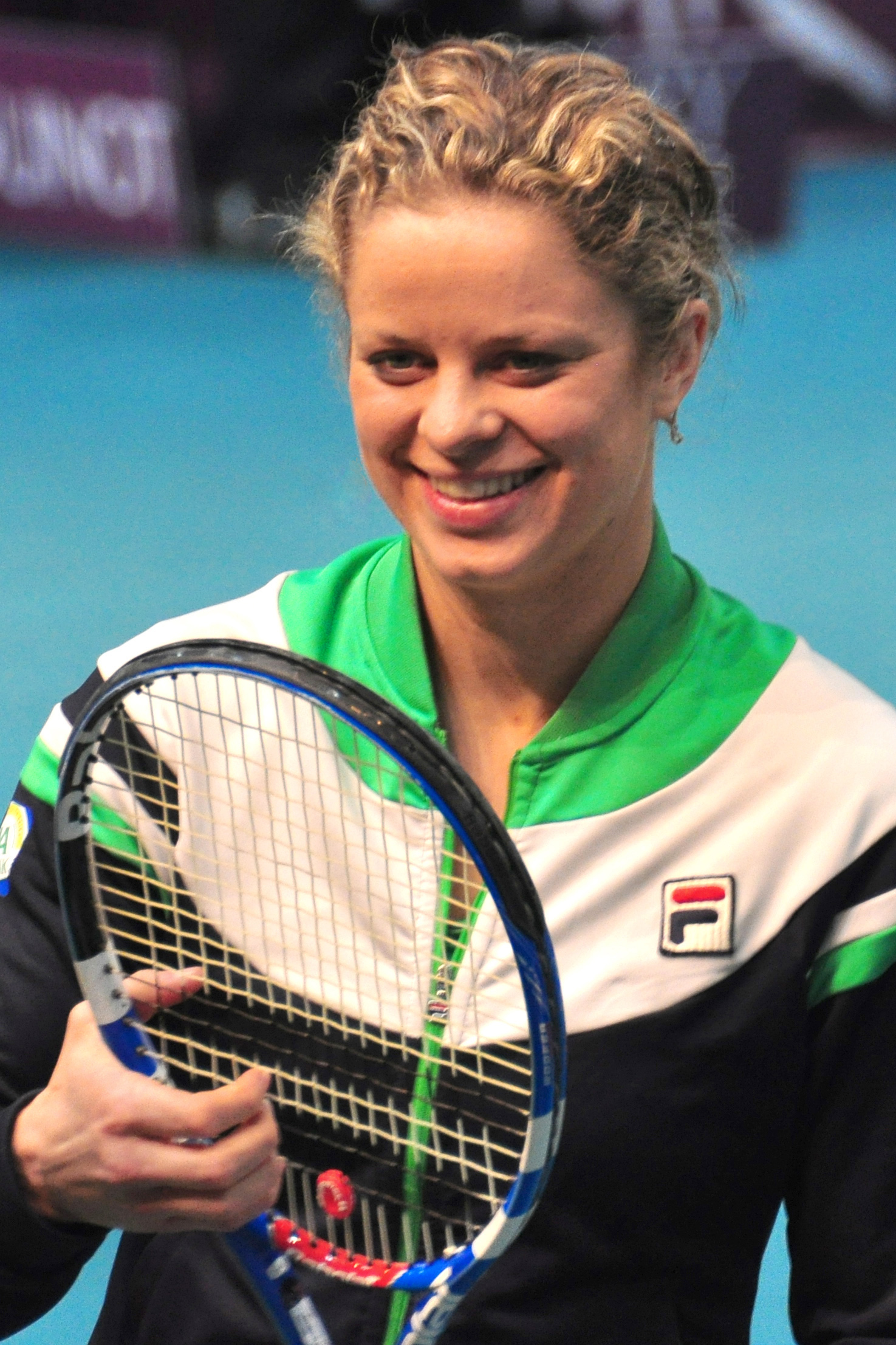 Kim Clijsters: Down but Not Out