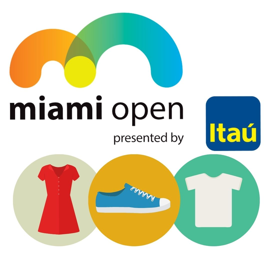 Miami Open Pros are Dressed for Success on the Court!