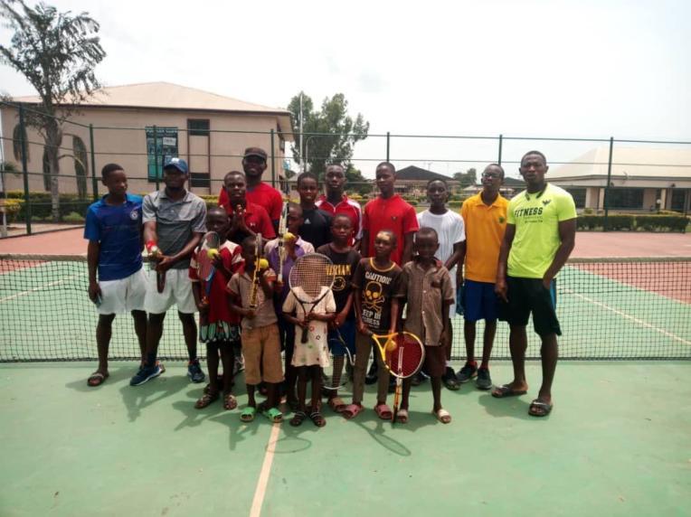 Duke Odizor International Tennis Foundation