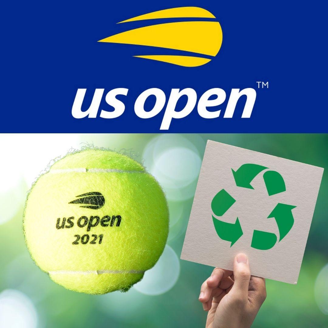 U.S. Open Pros Go Green