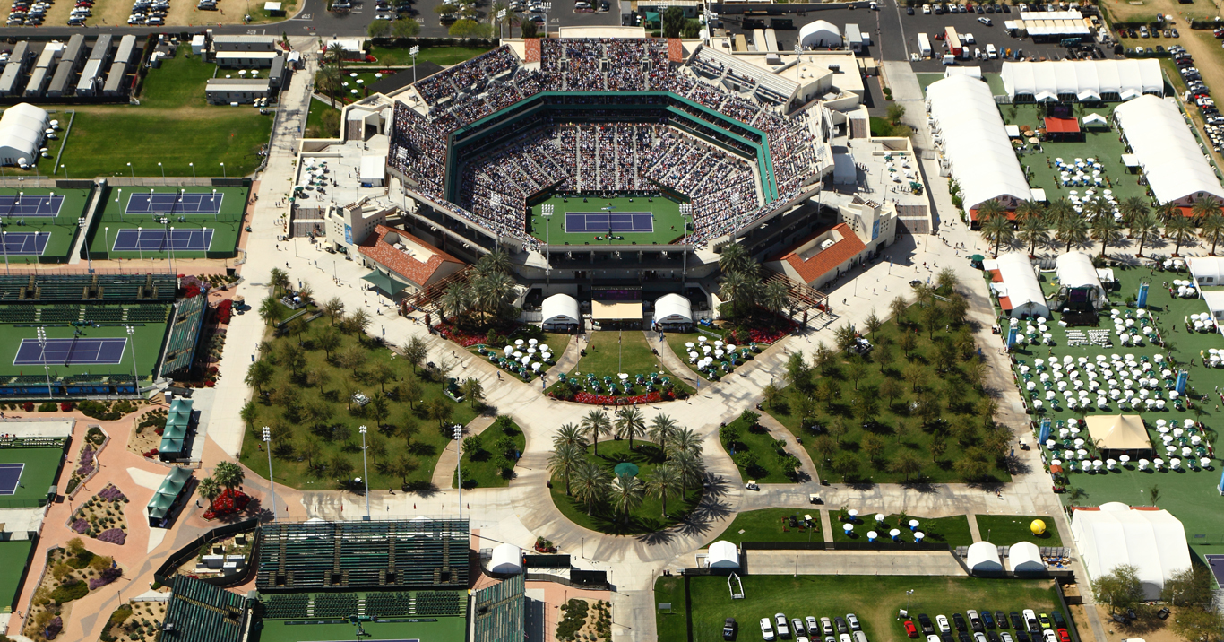 Indian Wells Masters Returns for 2021