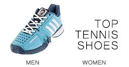 top tennis shoes