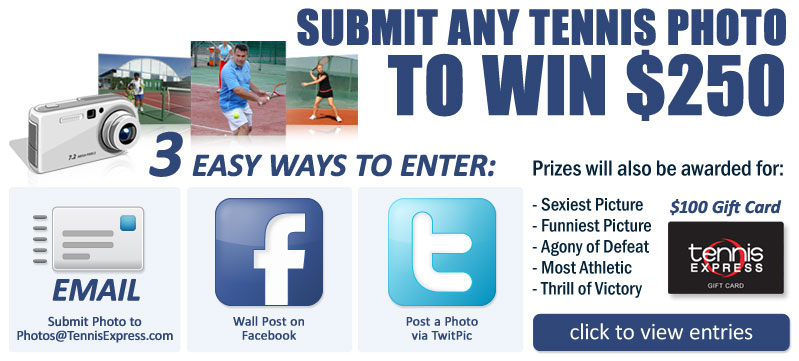 Photo Contest Tennis Express