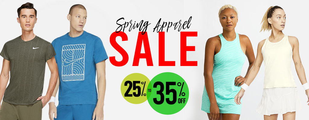 Apparel Sale