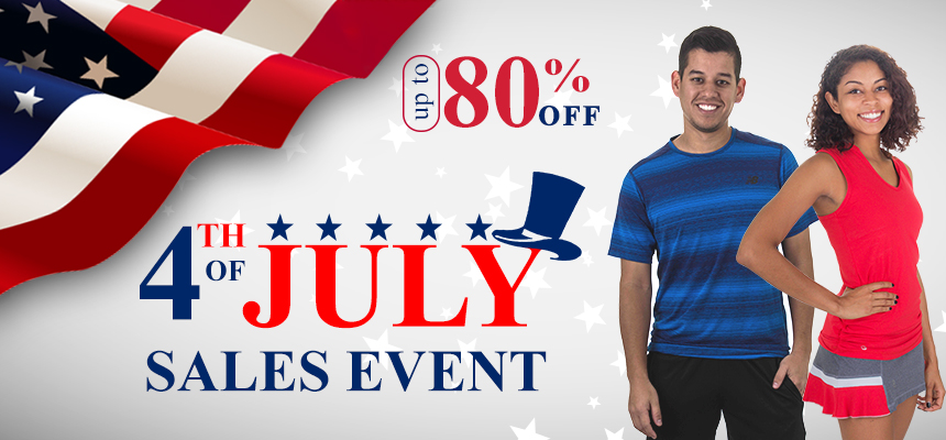 80% off during the 4th of July...