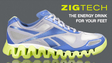 Reebok ZigTech Running Shoes