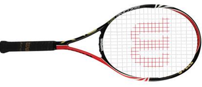57faf86d0ca53 Wilson Blx Six- One 95 16x18 Tennis Racquet Review | Tennis Express