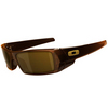 OAKLEY Gascan Polished Rootbeer w/Bronze