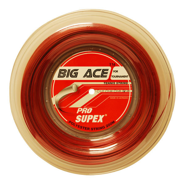 Bige Ace Red 660 ` Reel 16g 1.28 Mm