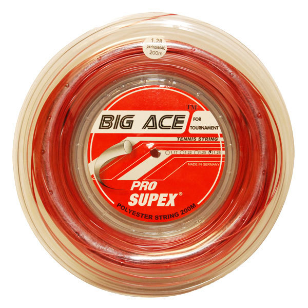Big Ace Red 660 ` Reel 17g 1.25 Mm