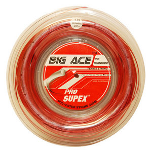 Big Ace Red 660` Reel 17G 1.25 mm