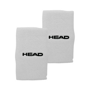 HEAD HEAD WRISTBANDS 5` WHITE