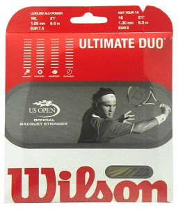 WILSON ULTIMATE DUO 16 STRINGS
