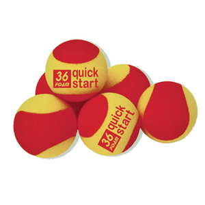 Quick Start Foam Ball Half Dozen
