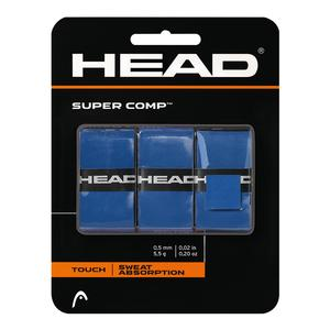 HEAD SUPER COMP OVERGRIP BLUE