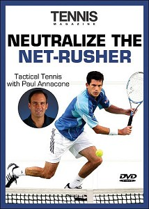 HUMAN KINETICS NEUTRALIZE THE NET-RUSHER DVD