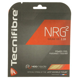 TECNIFIBRE NRG2 18G STRINGS NATURAL