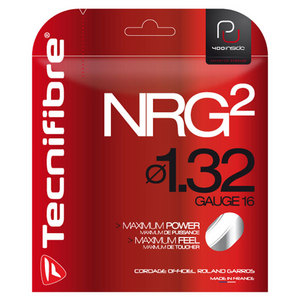 TECNIFIBRE NRG2 16G STRINGS NATURAL