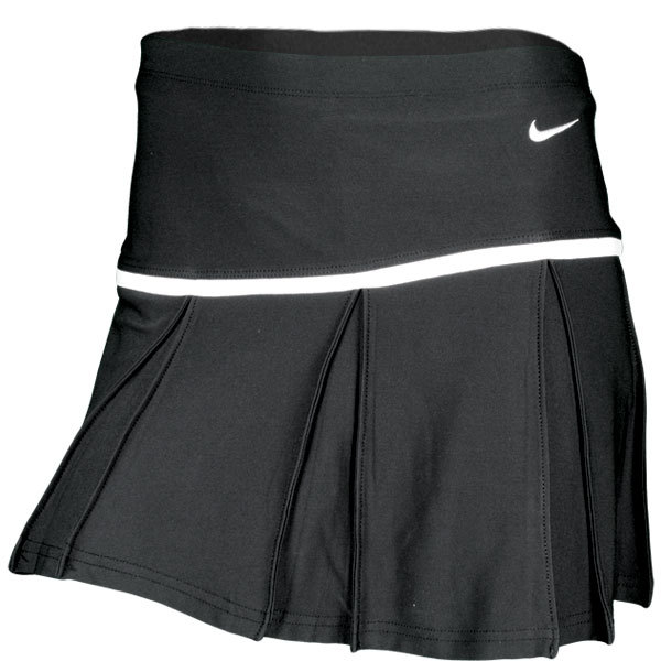 Womens Pleated Control Skirt