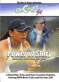 Power Of Story Dvd By Jim Loehr