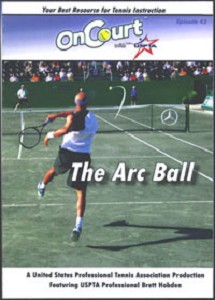 USPTA THE ARC BALL