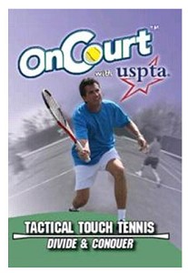 USPTA Tactical Touch Tennis Divide and Conquer