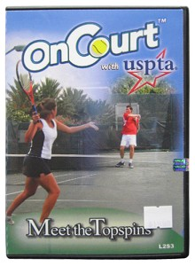 USPTA MEET THE TOPSPINS DVD
