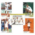 NETPRO Limited Edition Glossy Tennis Card Set