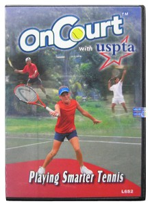 USPTA PLAYING SMARTER TENNIS DVD