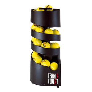 SPORTS TUTOR KIDS TENNIS TWIST BALL MACHINE BATTERY