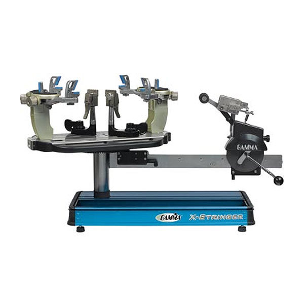 tension stringing machine