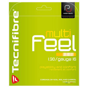 TECNIFIBRE MULTI-FEEL 16G STRINGS