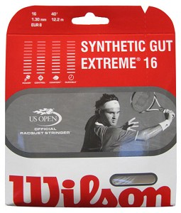 WILSON EXTREME SYN GUT 16G - WHITE