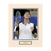 ACE AUTHENTIC Thomas Berdych Matted Photo