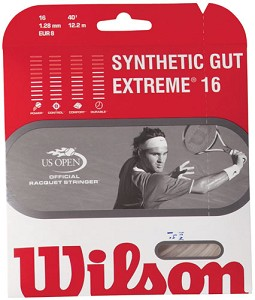 WILSON EXTREME SYNTHETIC GUT 16