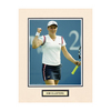 ACE AUTHENTIC Kim Clijsters Matted Photo 2