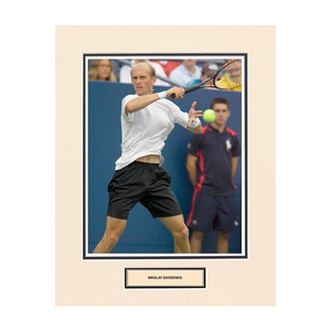 ACE AUTHENTIC NIKOLAY DAVYDENKO MATTED PHOTO