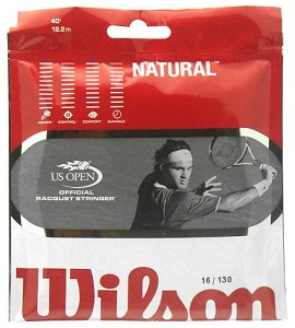 WILSON NATURAL GUT 16G STRINGS