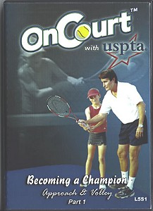 USPTA Becoming A Champ Part 1 DVD