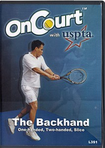 USPTA The Backhand DVD