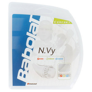 BABOLAT N.VY 16G STRINGS WHITE