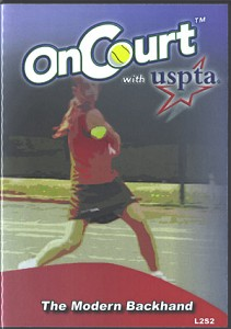 USPTA The Modern Backhand DVD