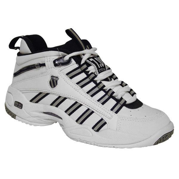 k swiss ultrascendor mid s shoes white black
