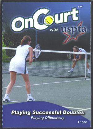 Playing Successful Doubles Dvd - Playing