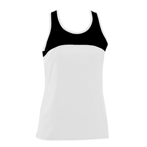 SPORTS SOURCE Womens Keyhole Racer-Back Tank