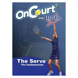 USPTA THE SERVE