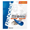 BABOLAT Pro Hurricane 1.25 and N.VY Hybrid 16